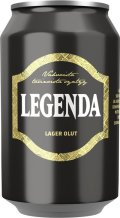 Hartwall Legenda III - Pale Lager
