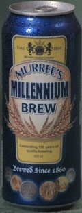 Murree Millennium Brew - Strong Pale Lager/Imperial Pils