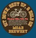 Moab Brewery Rocket Bike Wit Ale