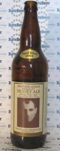 Atlantic Brother Adams Honey Bragget Ale