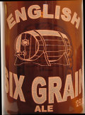 Stone Cellar English Six Grain Ale