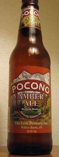 Pocono Amber Ale - Amber Ale