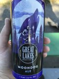 Great Lakes Moondog Ale - Premium Bitter/ESB