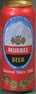 Murree Beer - Pale Lager
