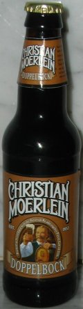 Christian Moerlein Dopplebock