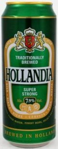 Hollandia Super Strong - Strong Pale Lager/Imperial Pils