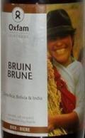 Oxfam Bruin