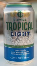 Tropical Light (Mexico) - Pale Lager