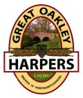 Great Oakley Harpers - Bitter
