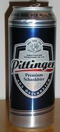 Pittinger Premium Schankbier