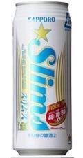 Sapporo Slims - Pale Lager