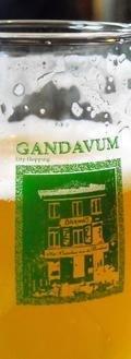 Gandavum Dry Hopping - Belgian Strong Ale
