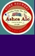 York Ashes Ale