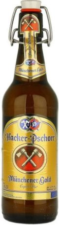 Hacker-Pschorr M�nchener Gold