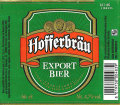 Hofferbr�u Export Bier  - Pale Lager