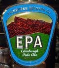 Edinburgh Brewing Company Edinburgh Pale Ale EPA (Cask)