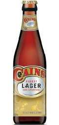 Cains Finest Lager  (Cask)