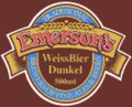 Emerson�s Weissbier Dunkel