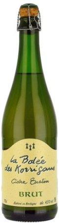 CCLF La Bol�e des Korrigans Brut - Cider