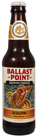 Ballast Point Sculpin IPA - India Pale Ale (IPA)