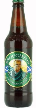 Broughton Greenmantle Ale (Bottle)