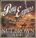Pony Express Thunderbolt Nut Brown Ale - Brown Ale
