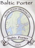 Grand Teton Baltic Porter