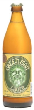 Green Man Lager - Pale Lager