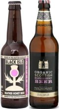 Black Isle Organic Heather Honey Beer