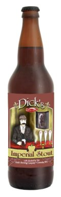 Dicks Imperial Stout