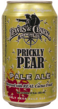 Lewis and Clark Prickly Pear Pale Ale