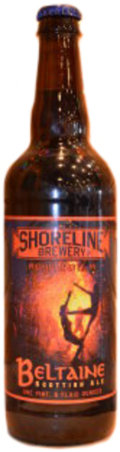 Shoreline Beltaine Scottish Ale