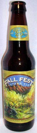 Boulder Beer Fall Fest Autumn Ale