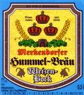 Hummel-Br�u Weizen-Bock