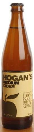 Hogan�s Medium Cider (Bottle)