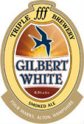 Triple fff Gilbert White - English Strong Ale