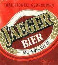 Jaeger Bier - Pale Lager