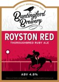 Buntingford Royston Red