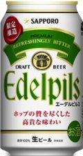 Sapporo Edel Pils - Pilsener