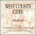 West County Cider Redfield