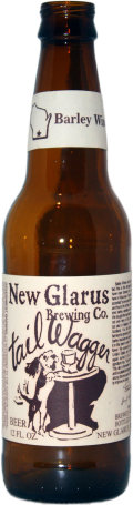 New Glarus Tail Wagger - Barley Wine