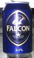 Falcon Beer 2.1% - Low Alcohol