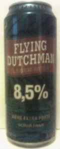 Flying Dutchman 8,5% - Strong Pale Lager/Imperial Pils