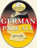 Downton Chimera German Pale Ale