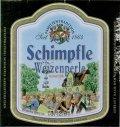 Schimpfle Weizenperle - German Hefeweizen