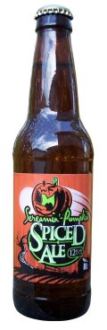 Michigan Brewing Screamin Pumpkin Spiced Ale - Spice/Herb/Vegetable