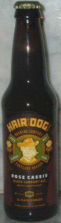 Hair of the Dog Rose Cassis - Fruit Beer