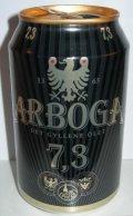 Arboga 7.3%