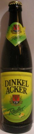 Dinkelacker Radler - Fruit Beer