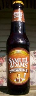 Samuel Adams Brown Ale - Brown Ale